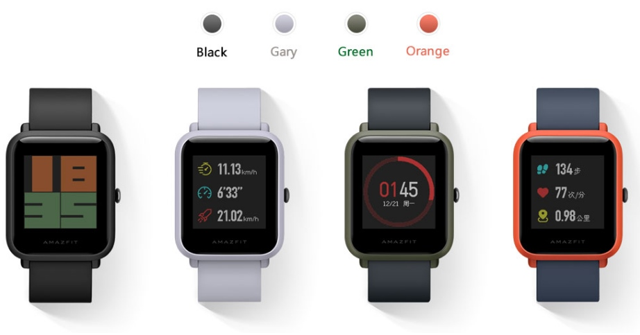 Смарт часы Xiaomi Amazfit Bip.Плюсы и минусы.Обзор