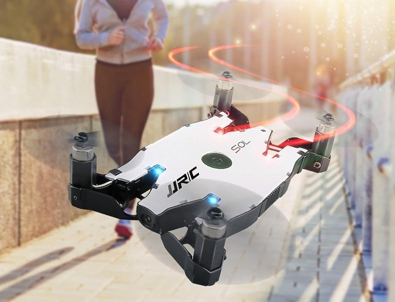 JJRC H49 SOL селфи - дрон с камерой