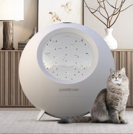 Фен для кошек