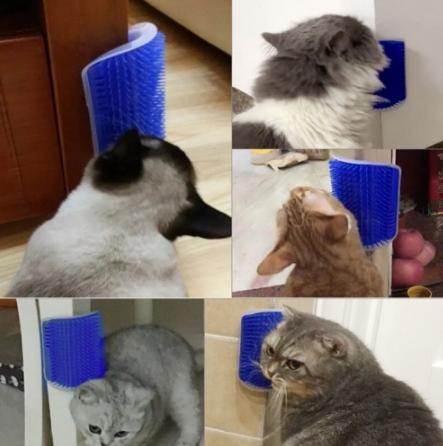 Массажер для кошек