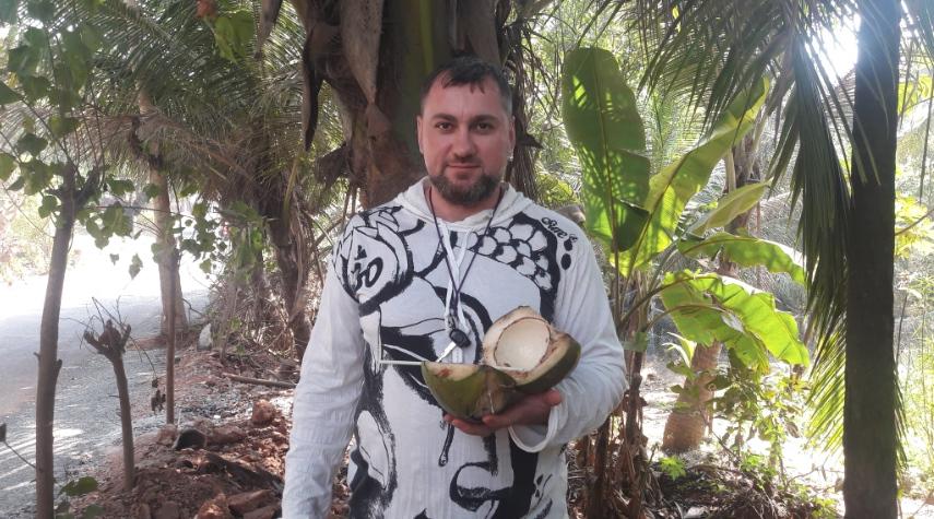 Кокосовый сок в Гоа