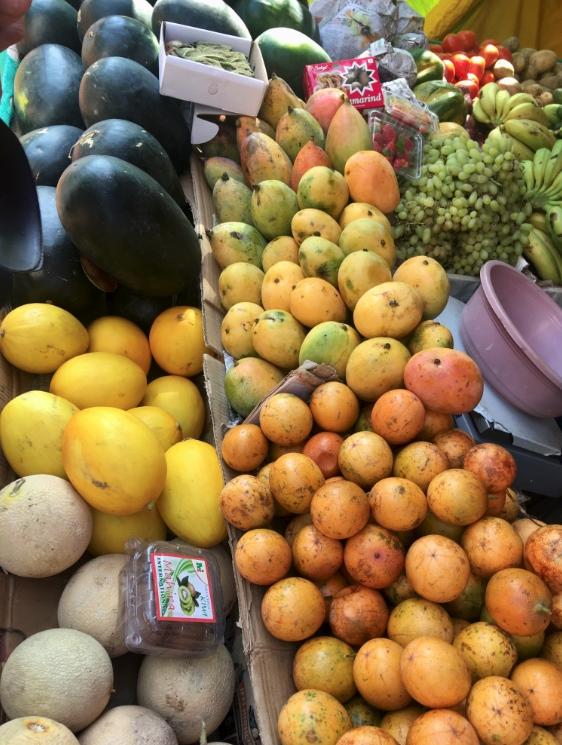фрукты Гоа ФОТО
