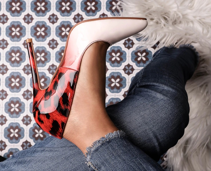 Туфли с Алиэкспресс