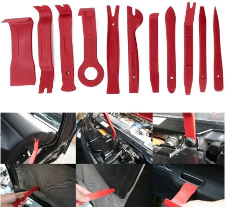 Инструмент для разборки салона авто